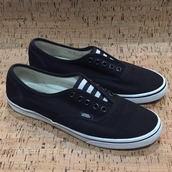 Womens Vans Era Laceless Slipon Shoes